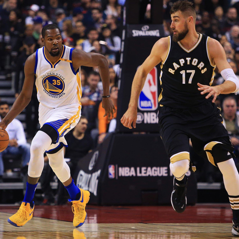 Warriors vs. Raptors: Score, Highlights, Reaction from ...