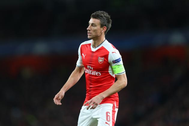 Laurent Koscielny, Arsenal Agree on New Contract: Latest Details and Reaction