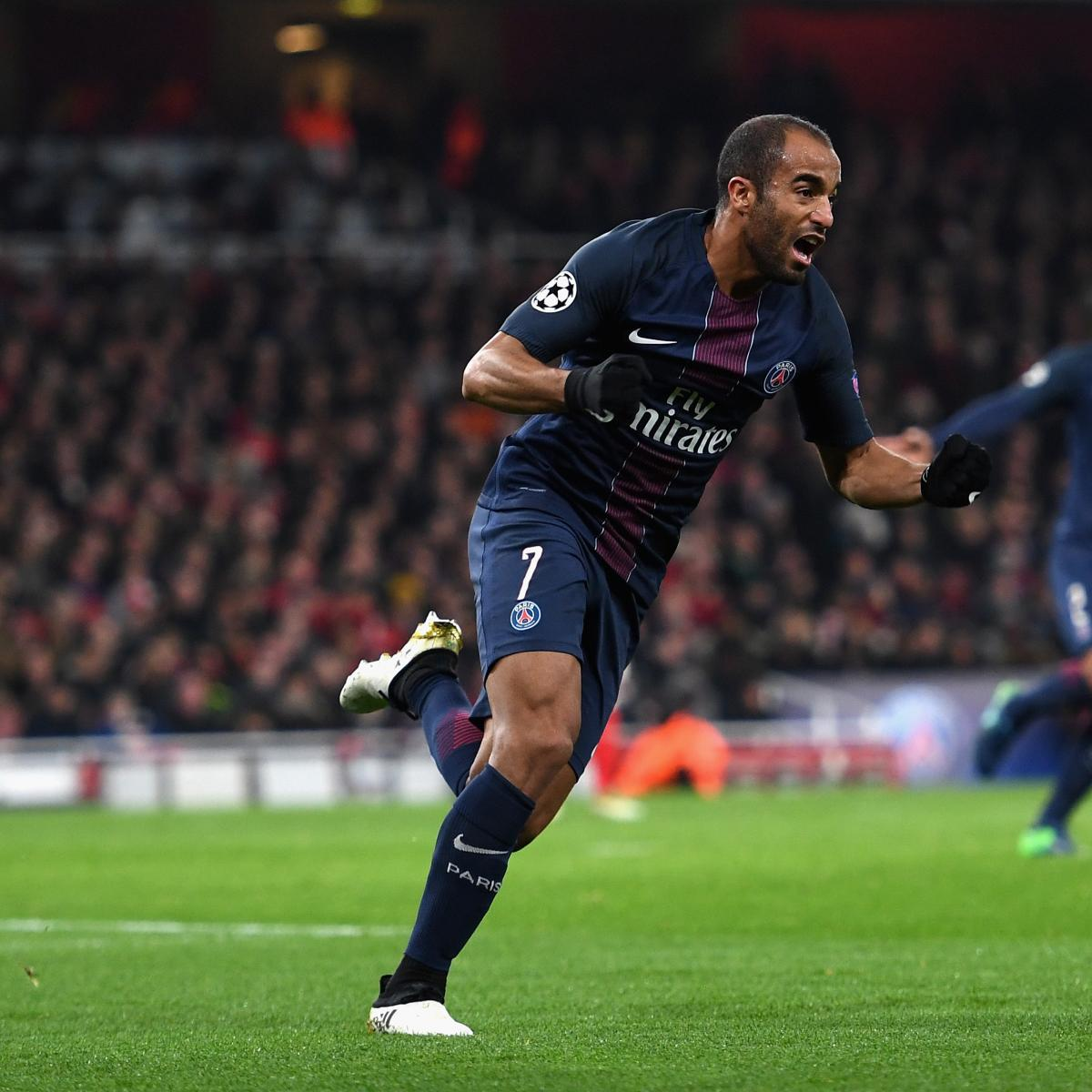 Arsenal Vs Psg Score Reaction From 2016 Champions