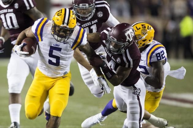 LSU vs. Texas A&M: Score and Twitter Reaction