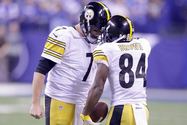 Steelers vs. Colts: Score, Twitter Reaction for 2016 Thanksgiving Day Football