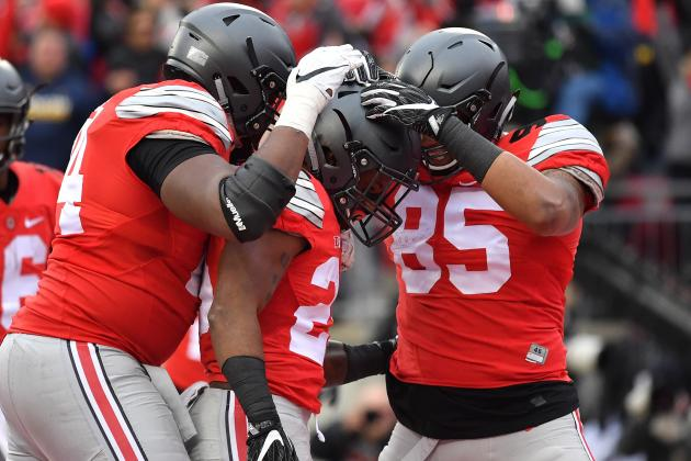Michigan vs. Ohio State: The Game 2016 Score and Twitter Reaction