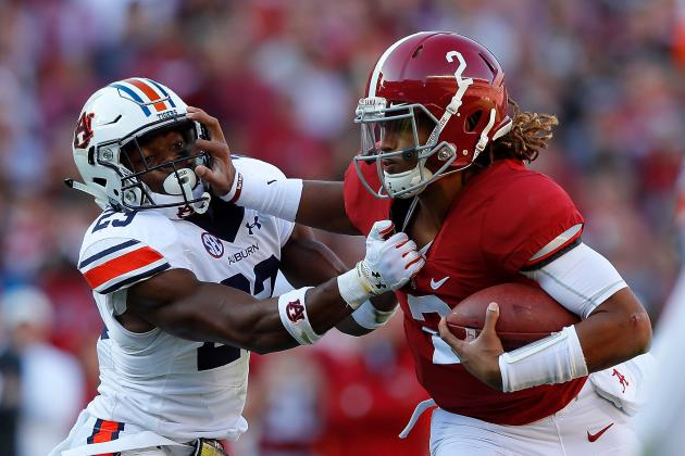 Auburn vs. Alabama: Score and Twitter Reaction for 2016 Iron Bowl