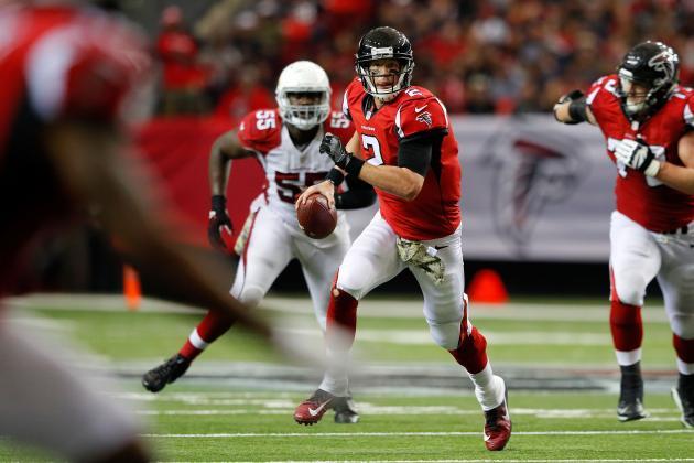 Cardinals vs. Falcons: Score and Twitter Reaction from 2016 Regular Season