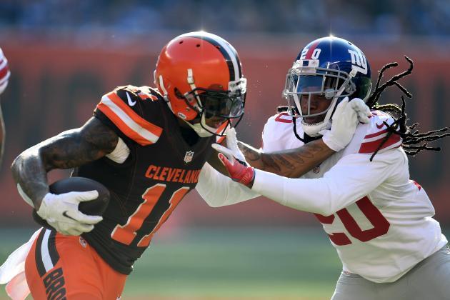 Terrelle Pryor Responds to Janoris Jenkins Tweets Criticizing Browns WR