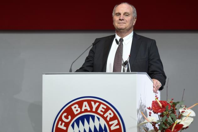 Uli Hoeness, the Return of Mr. Bayern Munich Can Only Be Good for the Club