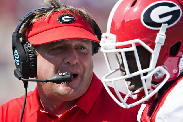 Kirby Smart's 1st Season at Georgia a Mix of Frustration and Cautious Optimism
