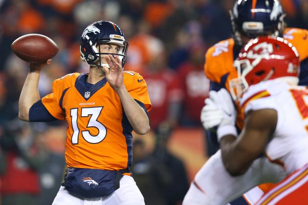 NFL1000: Is Trevor Siemian Good Enough to Be the Broncos' Long-Term Starter?