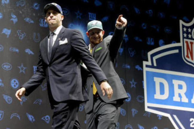 Quarterbacks Drafted In 2016 NFL Survey: Whi...
