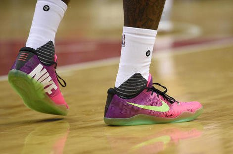 NBA B/R Kicks of the Week: Best on Court for NBA Week 6
