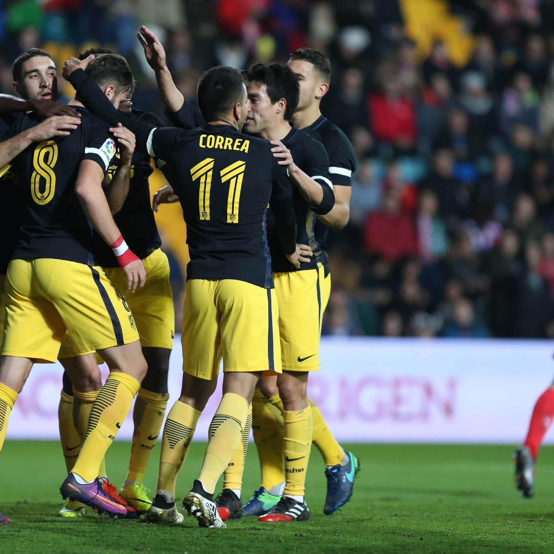 Copa Del Rey Scores
