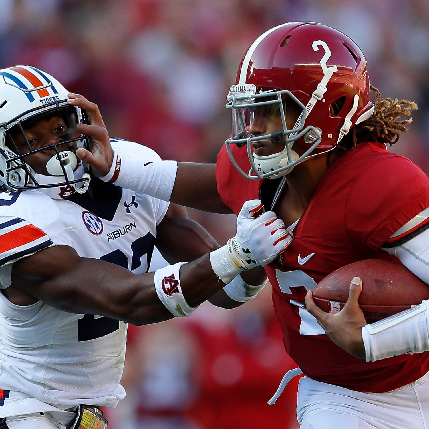 College Football Odds Week 14: Picks for Top 25 Matchups Based on Vegas Lines