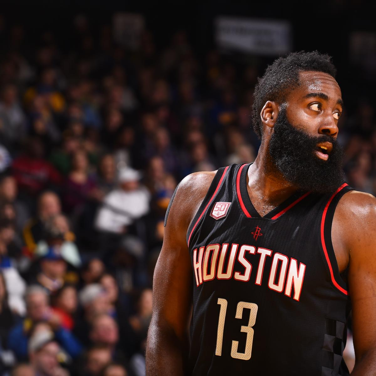 Houston Rockets Vs. Denver Nuggets: Live Score, Highlights