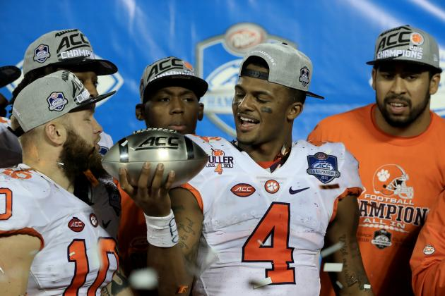 Bleacher Report's College Football Playoff Predictions Before Selection Sunday