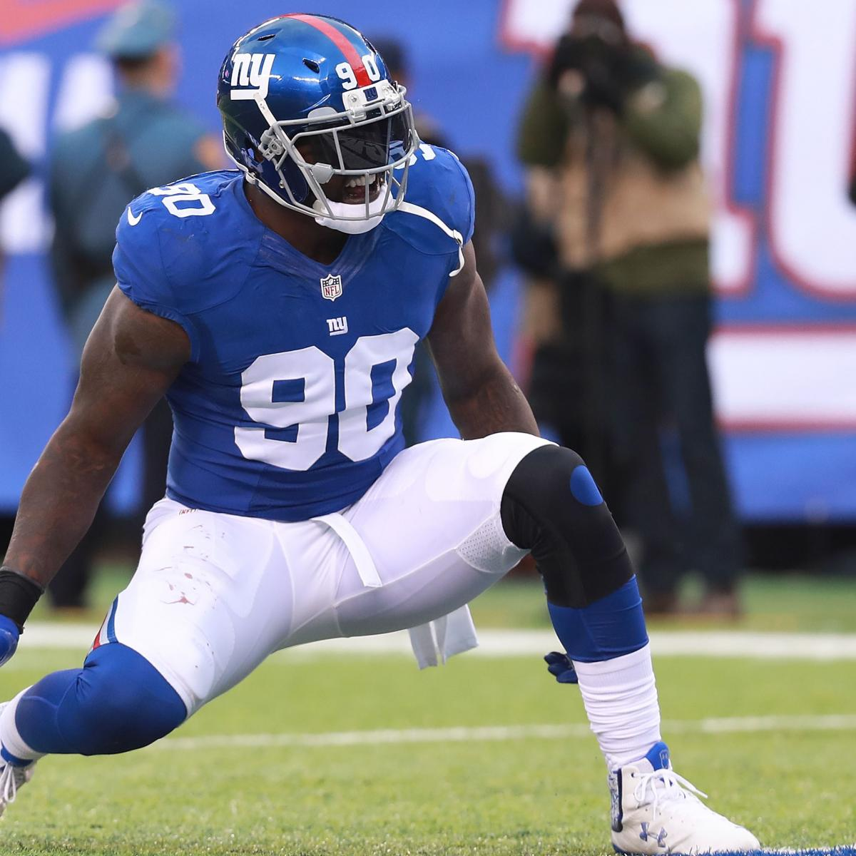 Jason Pierre Paul Udwjpp: Jason Pierre-Paul Injury Update: Giants DE Undergoes