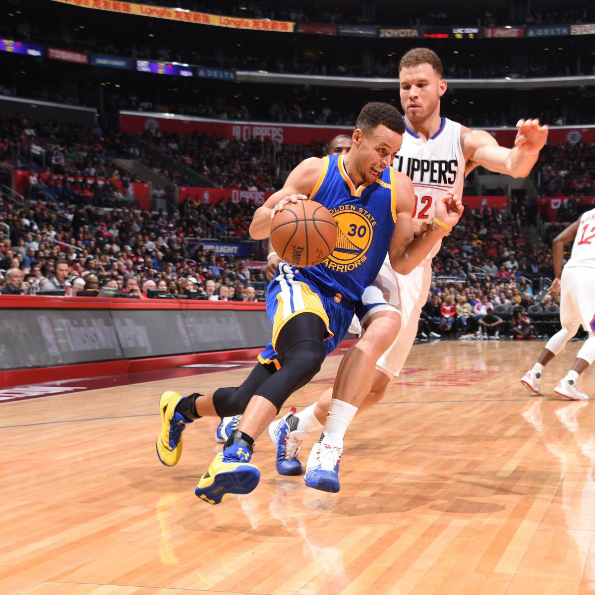 Warriors Full Game Highlights Game 3: Warriors Vs. Clippers: Score, Highlights, Reaction From