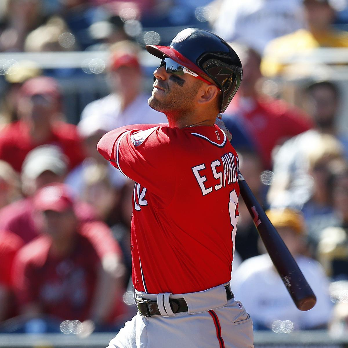 Danny Espinosa To Angels: Latest Trade Details, Comments