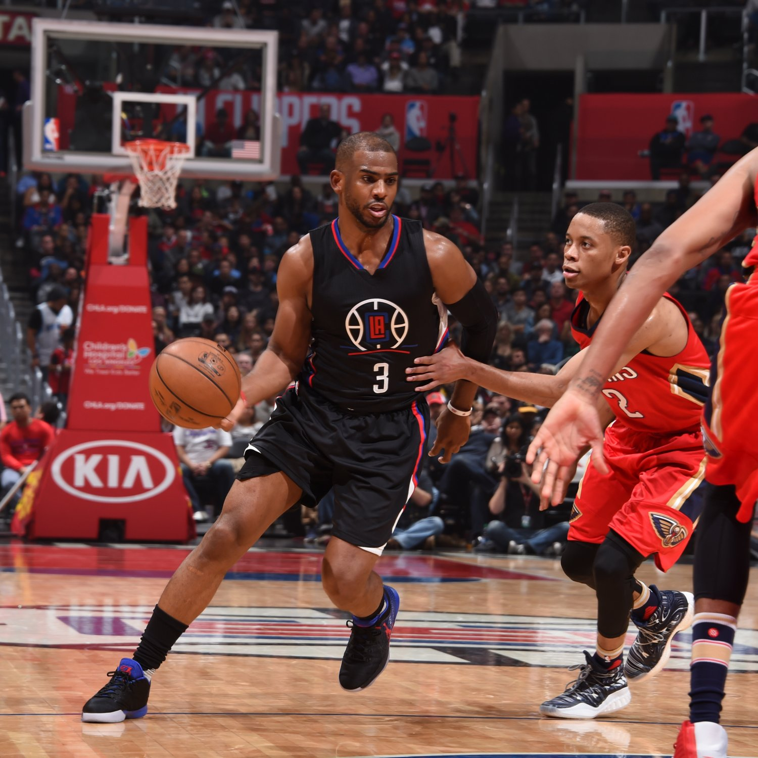 Chris Paul vs. Pelicans: Stats, Highlights and Reaction ...