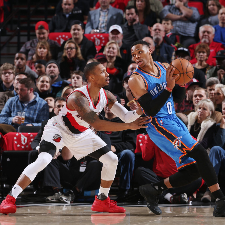 Portland Blazers Game Score: Thunder Vs. Trail Blazers: Score, Highlights, Reaction