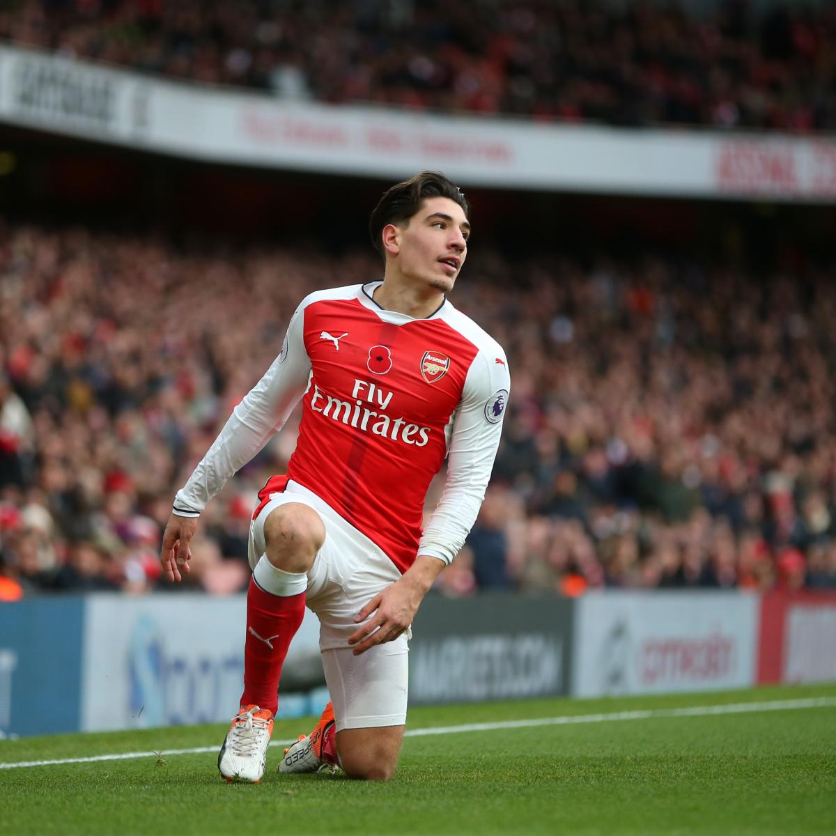Reports Arsenal Were Ready To Sign Lucas: Arsenal Transfer News: Latest Rumours On Hector Bellerin