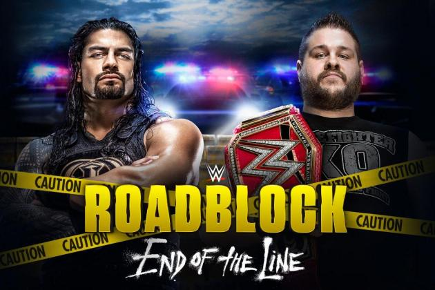 WWE Roadblock 2016 Results: Live Reaction and Review
