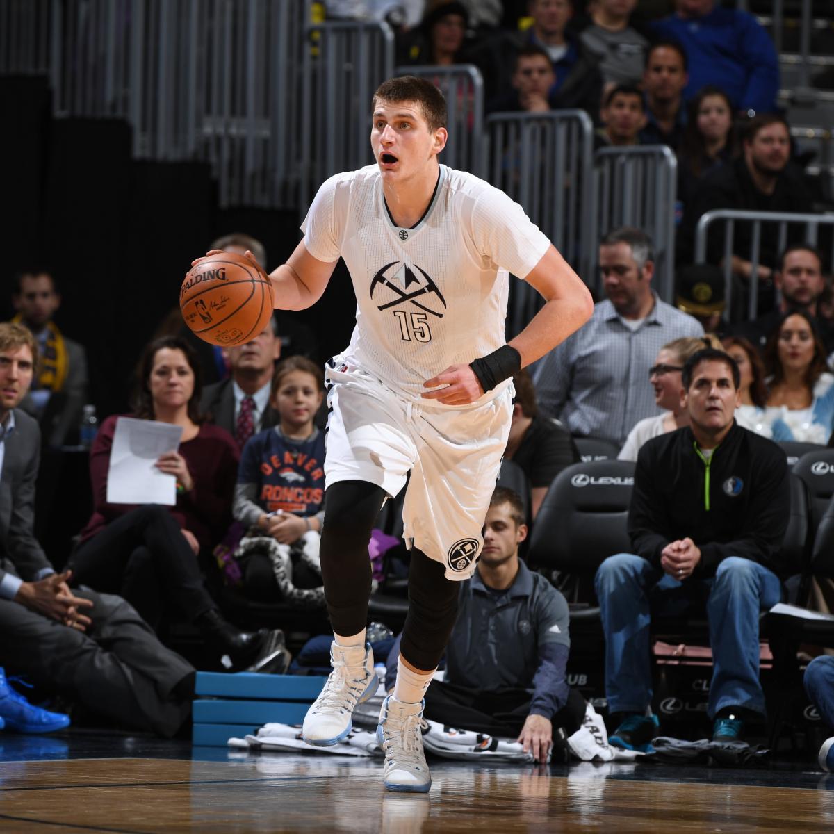 Nuggets Quarter Season Tickets: Denver Nuggets Are Back To Maximizing Nikola Jokic's Star