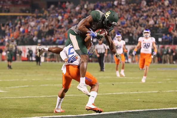 Cactus Bowl 2016: Boise State vs. Baylor Live Score and Highlights