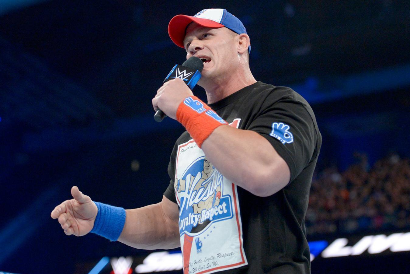 Best Ways to Maximize John Cena's Return to WWE SmackDown ...