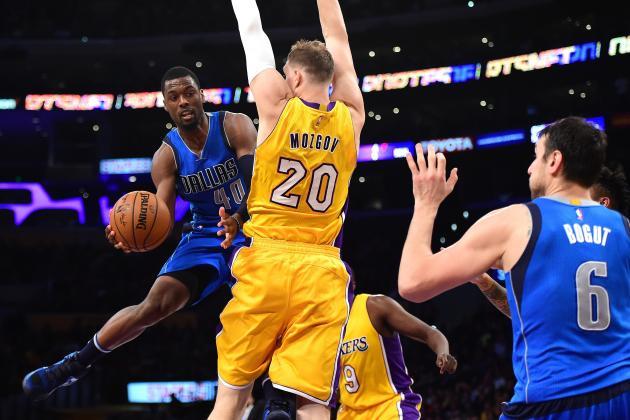 Mavericks Vs Lakers Score Highlights Reaction From 2016