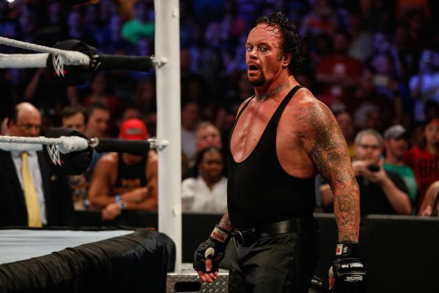 Undertaker, Shawn Michaels Return to Raw, Deadman to Enter WWE Royal Rumble 2017