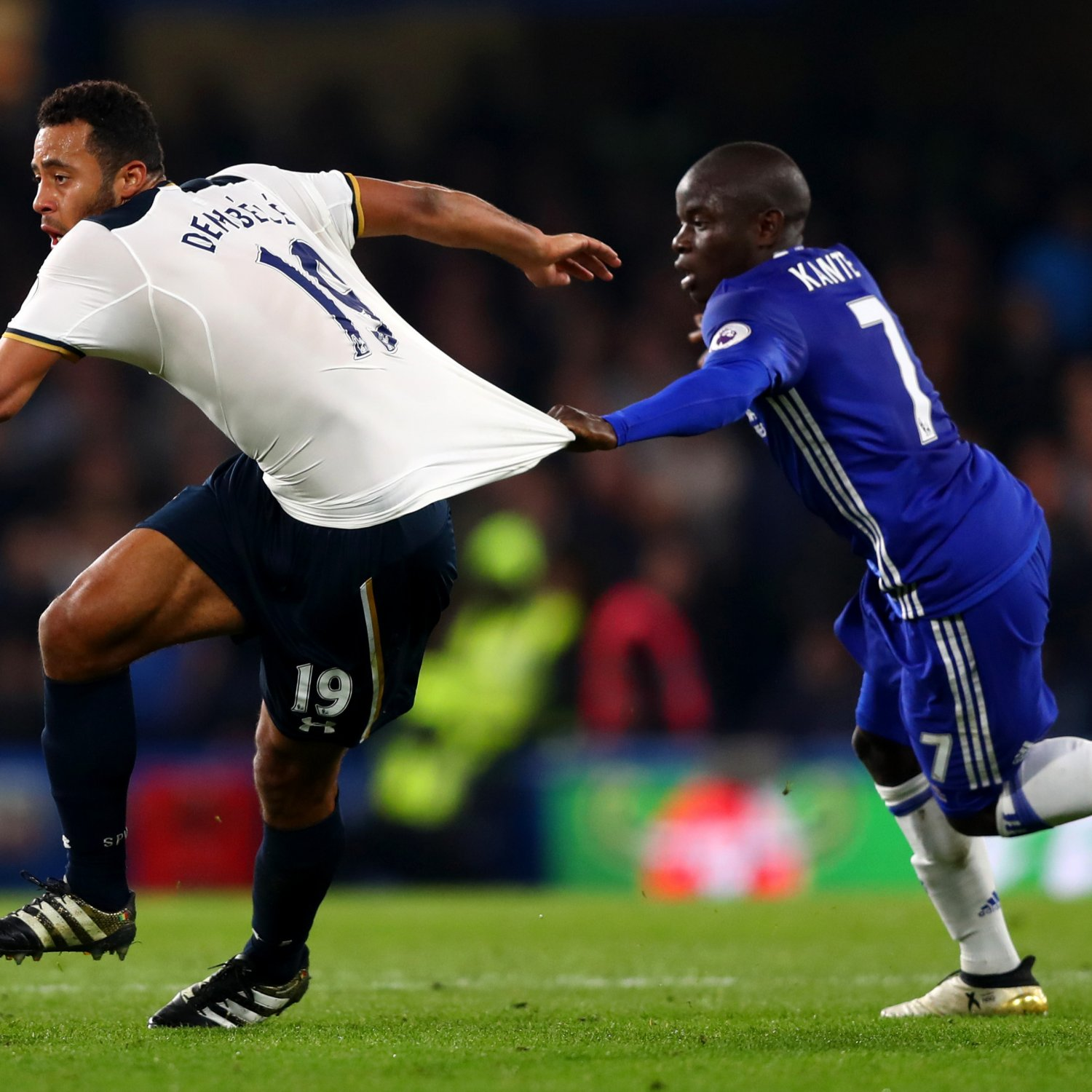 Tottenham Vs Ajax Tickets Away End: Tottenham Vs. Chelsea: Live Score, Highlights From Premier
