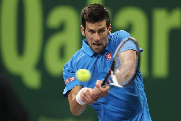 Qatar ExxonMobil Open 2017: Murray vs. Djokovic Score and Reaction