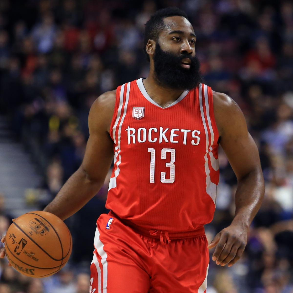 Houston Rockets 3rd Quarter Stats: James Harden Vs. Raptors: Stats, Highlights And Reaction