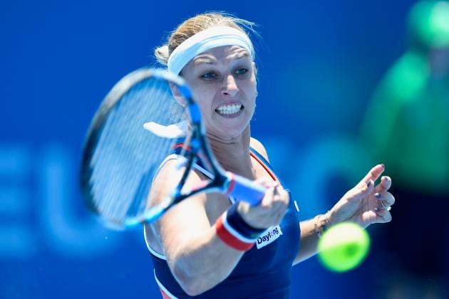 Apia International 2017: Monday Sydney Tennis Scores, Results, Updated Schedule