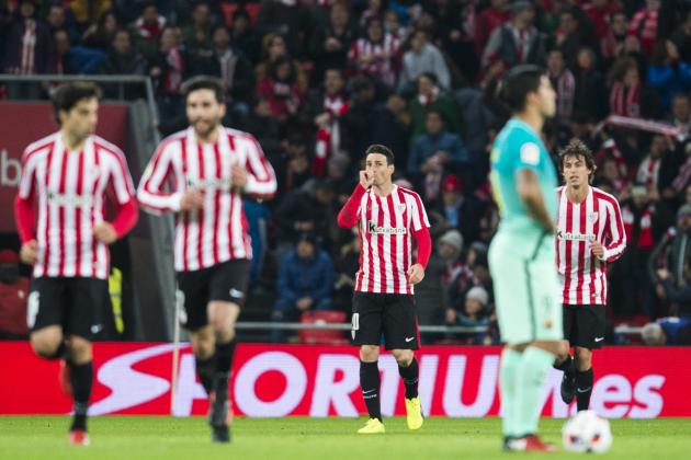 Image result for athletic bilbao 2017