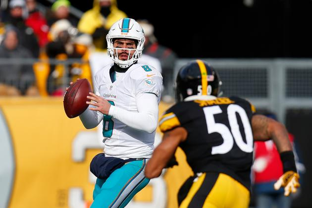 NFL Investigating Dolphins' Handling of Matt Moore, Concussion Protocol