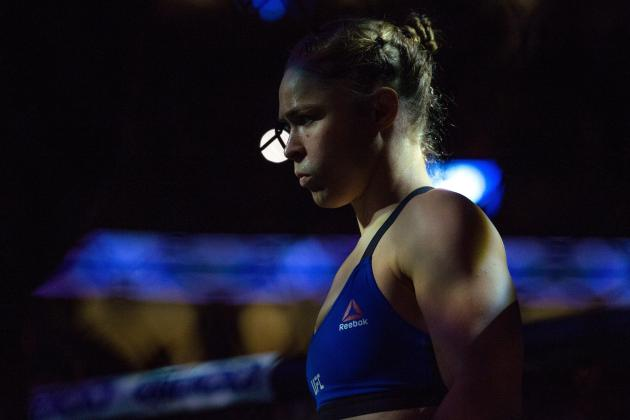 Ronda Rousey Posts Instagram on Future After Knockout Loss to Amanda Nunes