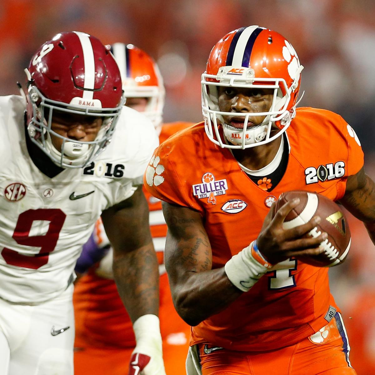 Alabama Vs Clemson Live Score Highlights For Cfp
