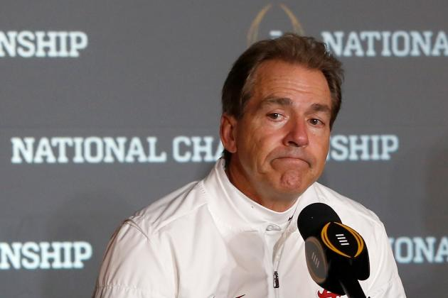 Alabama Will Learn from Title Game Faults, Have Chance to Be Dominant Again