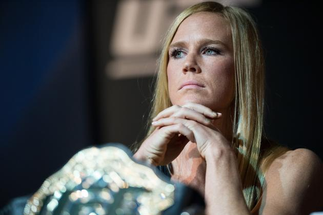 Holly Holm Poised to Steal Spotlight Back After Ronda Rousey's Loss