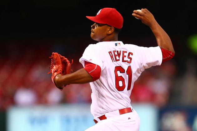 Alex Reyes Will Emerge as MLB's Newest Ace in 2017 Rookie Season