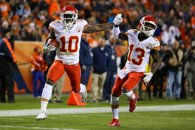 Tyreek Hill: The Game-Changer Who Could Hijack the 2017 NFL Playoffs