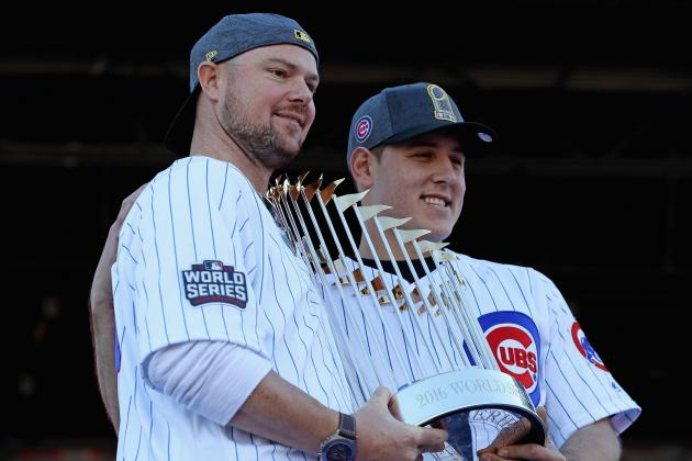 World Series Champion Cubs Reveal Date for White House Visit