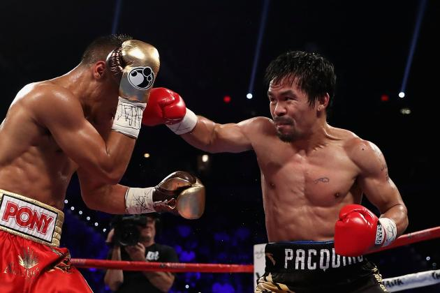 Manny Pacquiao vs. Jeff Horn: Fight Date Announced, Comments and Reaction