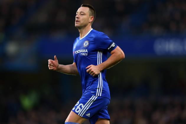 Chelsea Transfer News: John Terry Linked with Bournemouth, Latest Blues Rumours