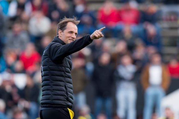 Borussia Dortmund and Thomas Tuchel Seeking Sharp Improvement in 2017