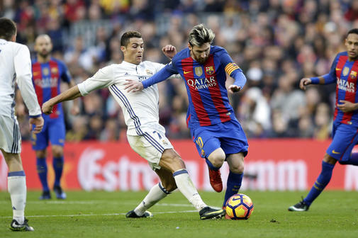 Lionel Messi Reportedly Beat Cristiano Ronaldo in FIFPro World 11 Players' Vote