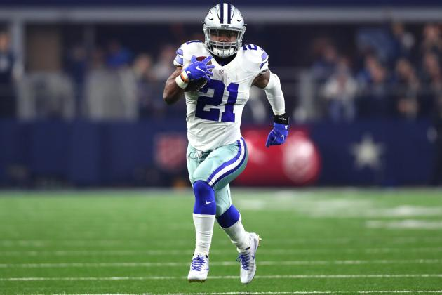 Ezekiel Elliott Unharmed After Car Accident Near Cowboys' Practice Facility