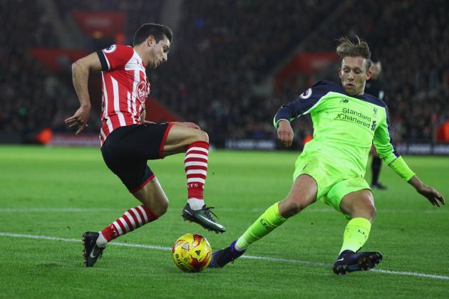 Southampton vs. Liverpool: Score, Reaction from 2017 EFL Cup Semi-Final Leg 1