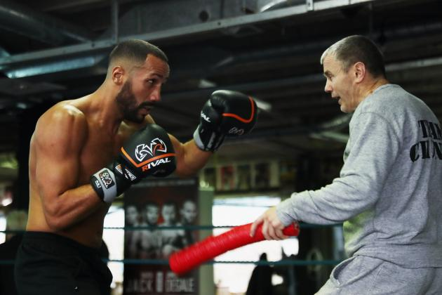 James DeGale Confident Ahead of Title Fight with 'Basic' Badou Jack